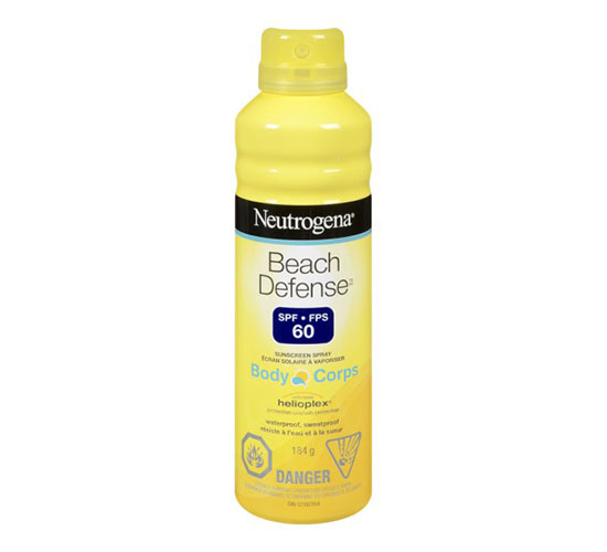 NEUTROGENA Beach Defense SPF 60 фото