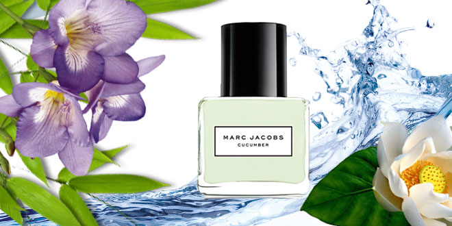 Аромат сезона : Marc Jacobs Cucumber Splash