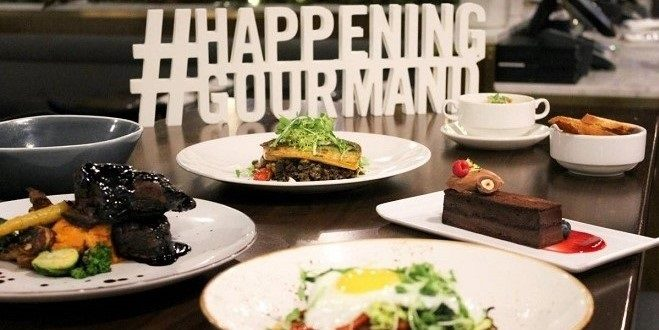 Кулинарный фестиваль Happening Gourmand 2018
